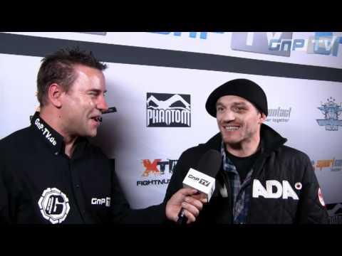Alex Vogel im Interview mit GnP-TV - K1 German League