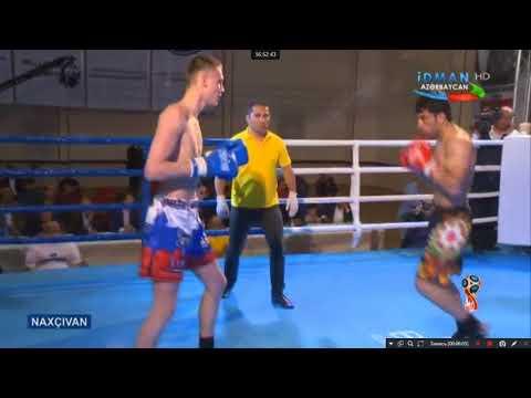 Haydar Aliyev Cup K-1 Elxan Aliyev (AZE) - Artem Ismailov (RUS)