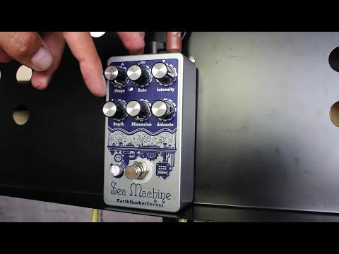 sea machine v2