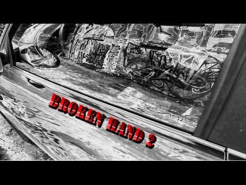 "Broken Hand 2 ""Hesky One"" Leipzig Graffiti 2016"