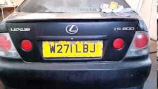 №7. Покраска авто своими руками лексус 200 УЖАС маляра