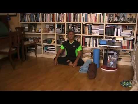 Pranayama: esercizio Apana Vayu con conduzione.