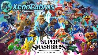 Super Smash Bros Ultimate Tarde de Calorshhh