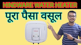 Hindware Atlantic Ondeo Water Heater Geyser Unboxing & Review