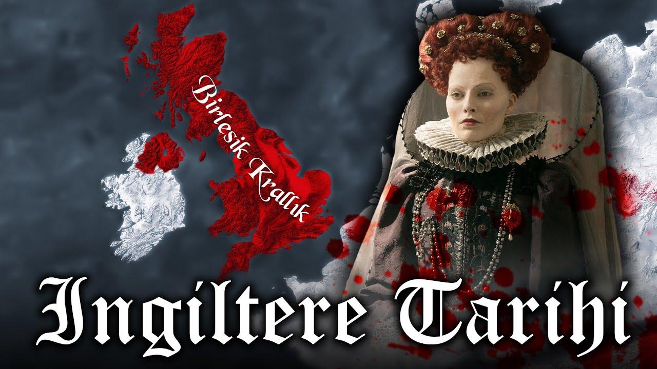 Üzerinde Güneş Batmayan İmparatorluk    İngiltere Tarihi    DFT Tarih