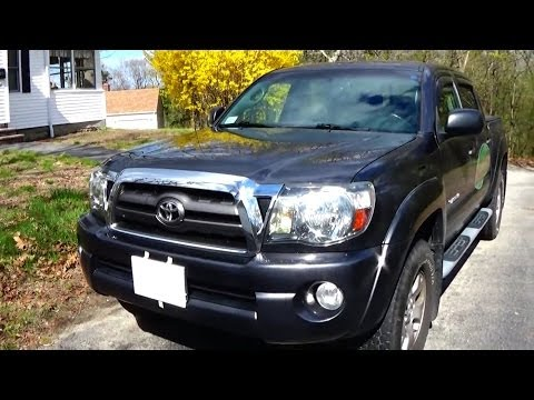 Long Term Review- 2009 Toyota Tacoma TRD Off-Road- 88K