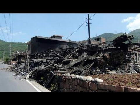 China QUAKE 2013 UPDATE:Sichuan earthquake KILLED at least 179
