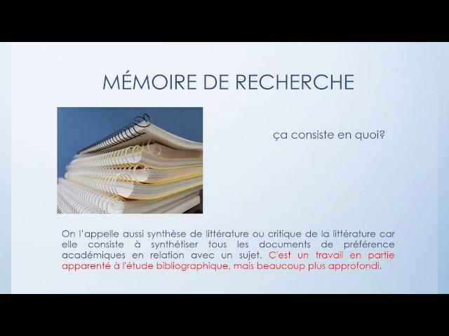 1-Introduction (Revue de littérature)
