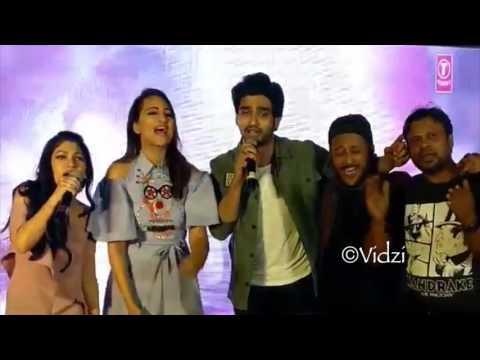 Amaal Mallik Singing Gulabi 2.0 at the Launch