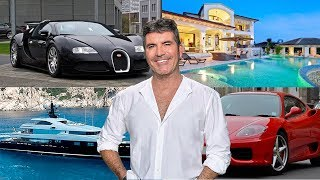 The Rich Life Of Simon Cowell 2018