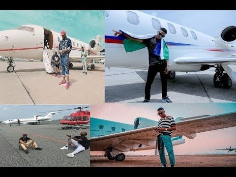 5 Nigerian Musicians that Owns and Use Private Jets