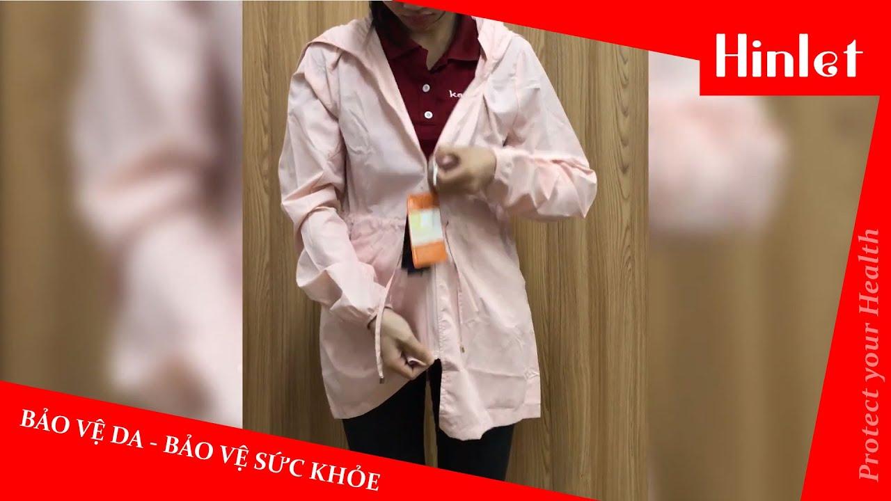 Cận cảnh áo khoác nữ dáng dài Humbgo 2018 – Cực chất, cực sành điệu