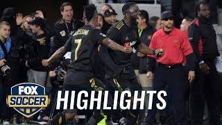 LAFC vs. Real Salt Lake | 2019 MLS Highlights