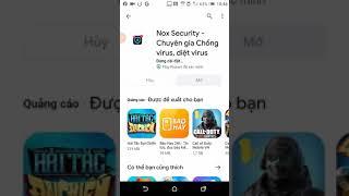 nox security chống virus,diệt virus screenshot 1