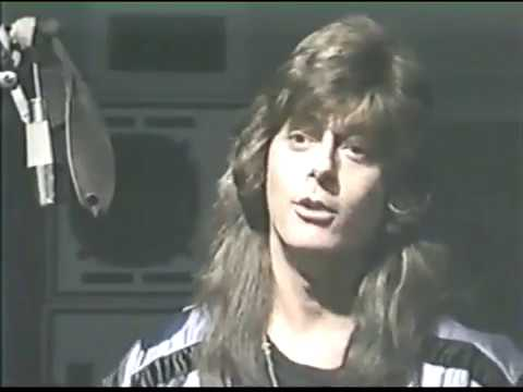Deep Purple's Slaves and Masters  Behind the scenes at the studio in 1990