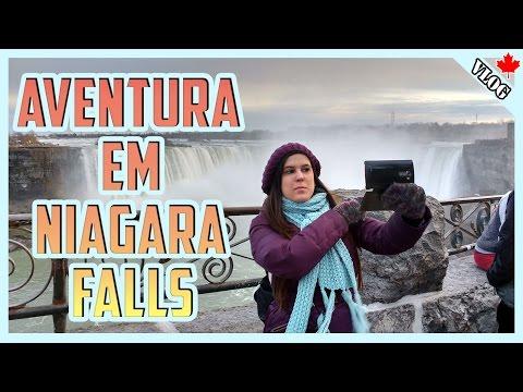 TURISMO Em NIAGARA FALLS E St. Catherines | VIDA NO CANADÁ