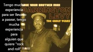 Too experienced  Barrington Levy subtitulada
