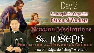 Novena Mediation on  St  Joseph, Patron of the Universal Church   EPISODE 2
