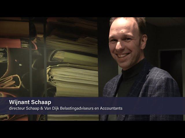Directeur Wijnant Schaap investeert in zijn medewerkers met het Next Level Program