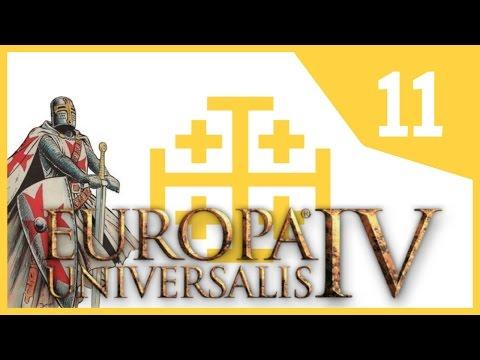 Europa Universalis IV RoM - Jerusalem Religious Fun #11
