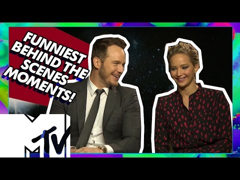 Passengers | Funniest Moments Behind The Scenes | MTV