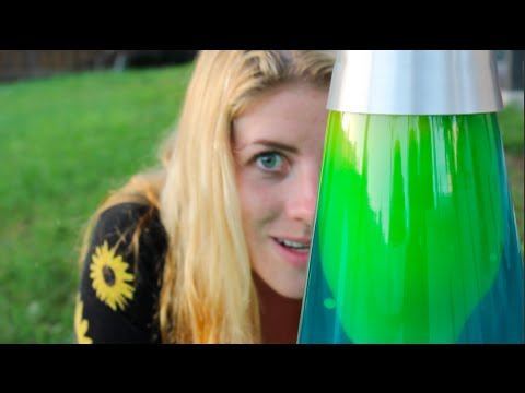 Backyard Scientist molten aluminum vs. lava lamp - youtube