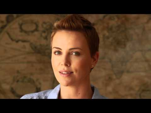 One Billion Rising: CharlizeTheron PSA