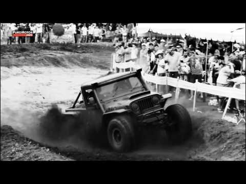 RETO INTERNACIONAL 4X4 / COSTA RICA / PURO MOTOR