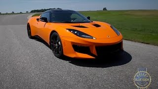 2017 Lotus Evora 400 - First Look