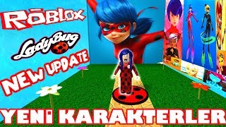 INVENTOR UGUR BUG iLE BLACK KEDI GAME 🐞 NEW 🐞 ROBLOX GAME 🐞 GUESS THAT ALL CHARACTERS LADYBUG