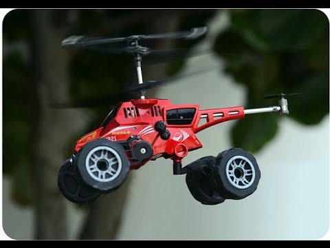 UDIRC infrared 3CH helicopter & rc flying car missile launcher rc helicopter U821 RPC16