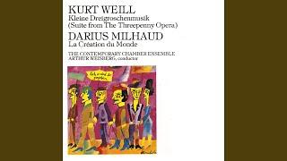 Kurt Weill: Die Ballade vom angenehmen Leben