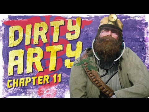 Dirty Doctor Morgan - Dirty Arty: Chapter 11