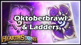 [Hearthstone] Oktoberbrawl & Ladders