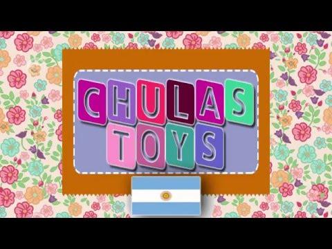 INTRO - CHULAS TOYS ARGENTINA - Canal de Juguetes y Dulces