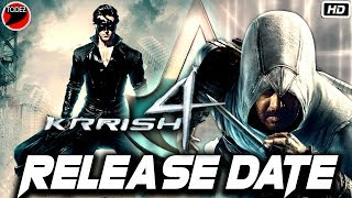 EXCLUSIVE ON KRRISH 4 | AJAY DEVGN VS HRITHIK ROSHAN | TRAILER UPDATE | ACTION MODE | TEASER