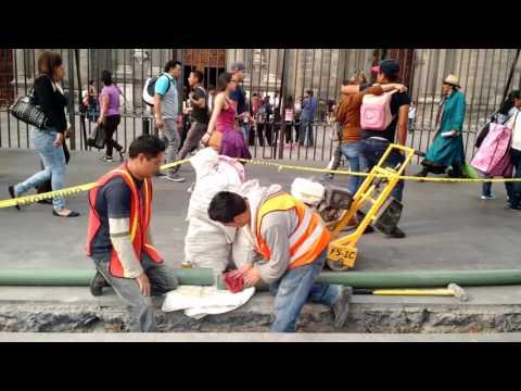 Proceso de Iluminación de la Catedral de la Ciudad de México