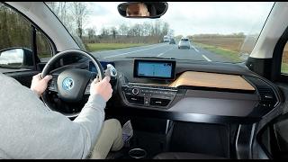 Voitures électriques [1/4 - CONDUITE] : Renault Zoé vs BMW i3 vs Nissan Leaf vs Hyundai Ioniq