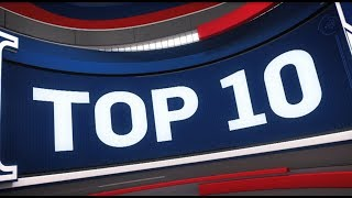 Top 10 Plays of the Night: December 4, 2017
