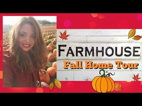 My Cozy Fall Home Tour 2018 | FALL HOME TOUR | Autumn Decor