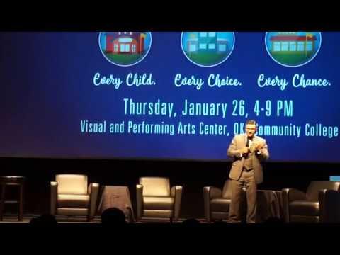 School Choice Expo Keynote Speaker