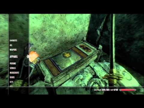 Let's Play The Elder Scrolls: Skyrim - Walkthrough Part 17: HI [HD]