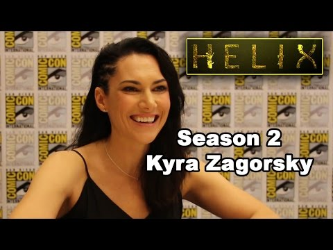 Helix Season 2  Kyra Zagorsky