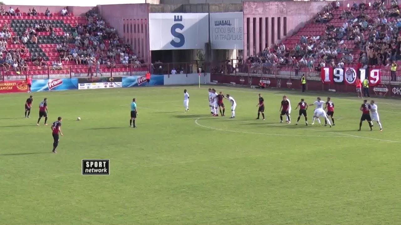 Macva Sabac 0-2 Cukaricki Stankom
