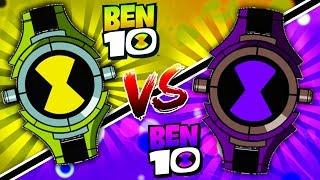 OMNITRIX VON LICHT vs. OMNITRIX VON DARKNESS!! -BEN 10 ROBLOX - Huhn , Huhn, Huhn