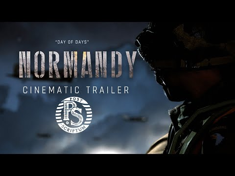 "Post Scriptum - ""Normandy"" | WW2 Cinematic Trailer"