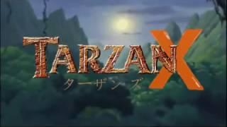 Tarzan X Opening [Tarzan and Ergo Proxy Crossover]