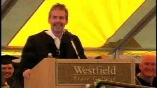 Mike Scully at Westfield State College, part 1!