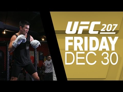 UFC 207: Dominick Cruz - This Will Be My Greatest Performance