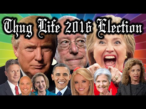 2016 Presidential Election Thug Life Compilation Part 3 !!!